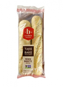 L'oven Fresh Take & Bake Baguettes Twin Pack