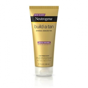Neutrogena Build a Tan Gradual Sunless Tanning