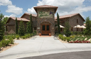 olive garden fort worth review