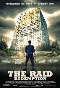 The Raid Redemption (2011 movie)