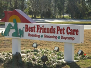 Best friends pet care kennel wdw review for Dog kennels near disney world