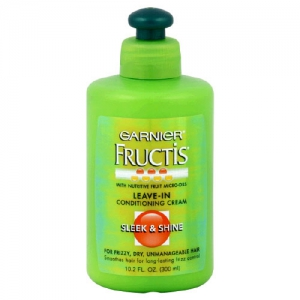 Garnier Fructis Sleek and Shine, Leave-in Conditioning Cream