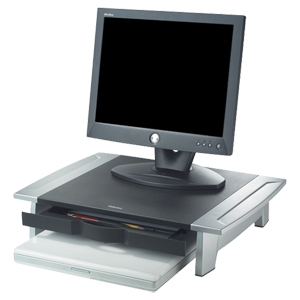 Fellowes Monitor Riser Stand Model 8031101