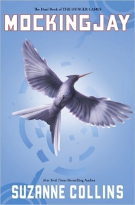 Mockingjay - Hunger Games by Suzanne Collins book