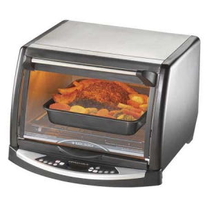 Infrawave Countertop Oven : Black and Decker InfraWave Toaster Oven review