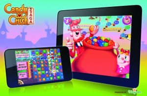 Candy Crush Saga for Android Phones by King.com