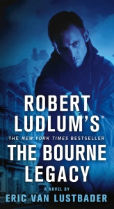 The Bourne Legacy by Eric Van Lustbader book