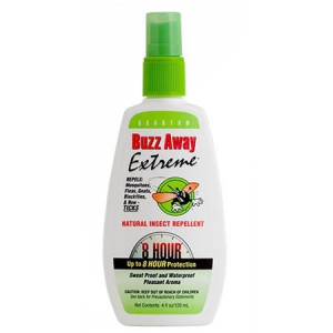 Quantum Buzzy Away Extreme Insect Repellent