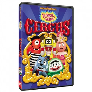 Yo Gabba Gabba Circus Tv Show on DVD
