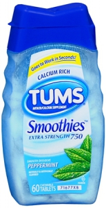 Tums Extra Strength