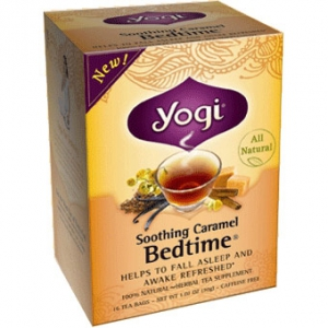 Yogi Soothing Caramel Bedtime Herbal Tea