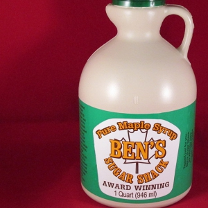 Bens Sugar Shack Pure Maple Syrup