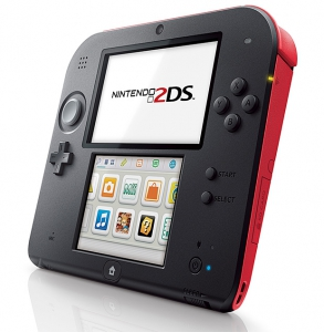 Nintendo 2DS vs 3DS