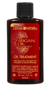 Creme of Nature Oil Treatment with Argan Oil