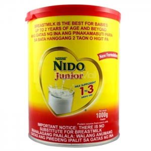 Nido Junior 1-3 years old review