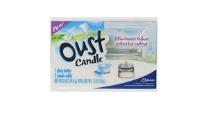 Oust Scented Candles
