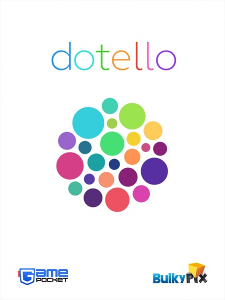 Dotello, Matching Game on IOS and Android Devices
