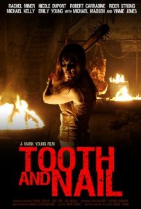 Tooth & Nail, horror film by Mark Young