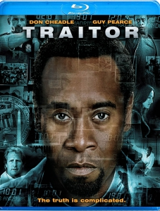 Traitor, spy thriller film