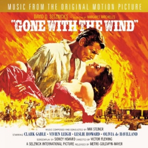 Gone with the Wind soundtrack CD