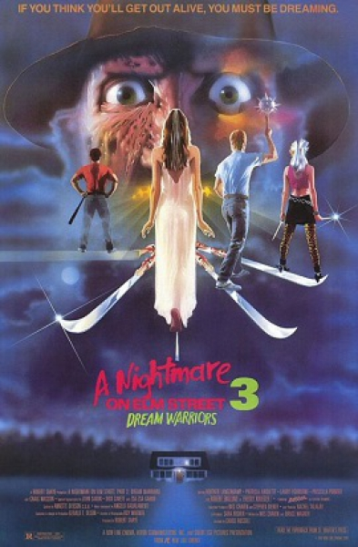 Nightmare on Elm Street 3 Dream Warriors Movie