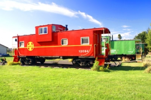 Red Caboose Getaway Bed and Breakfast