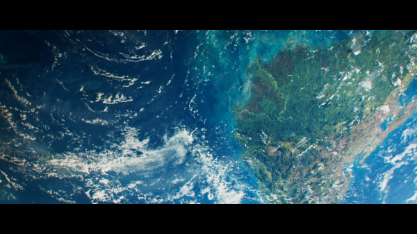 gravity science fiction movie review