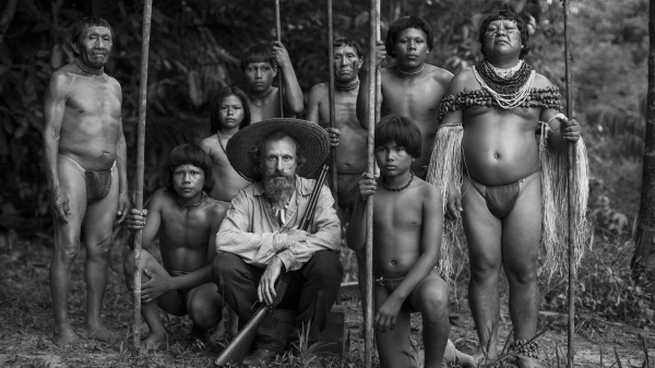 Embrace of the Serpent (2015 Colombian Adventure-Drama Film)