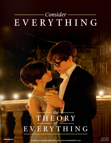 The Theory of Everything -Movie (2014)