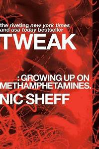 Tweak by Nic Sheff book