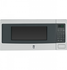 GE 1.1 cu. ft. Countertop Microwave Model #: JES1140SPSS 1580 Watts