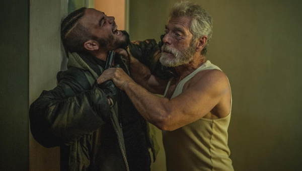 Don't Breathe - Horror Movie (2016)
