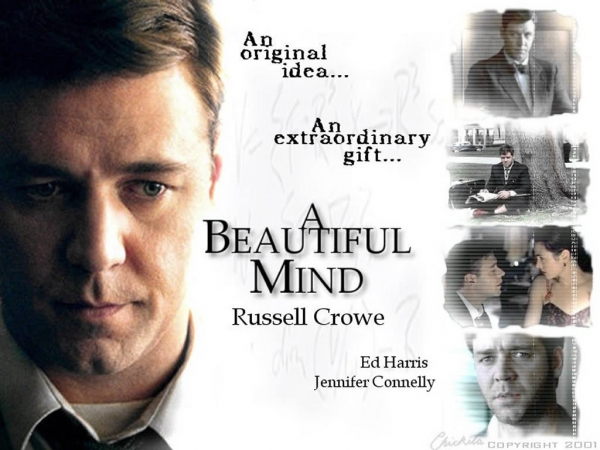 a beautiful mind movie review