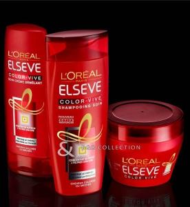 loreal elseve color vive collection - Elseve Color Vive