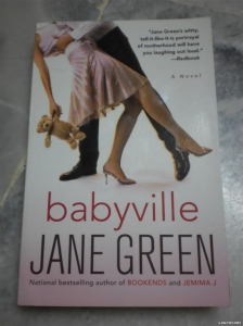 Babyville by Jane Green novel