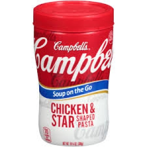 Campbells Chicken & Stars Soup