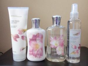 Sheer Freesia Body Splash By Bath Amp Body Works Review