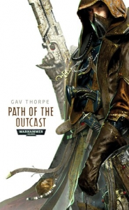 Path Of The Outcast, Book By Gav Thorpe