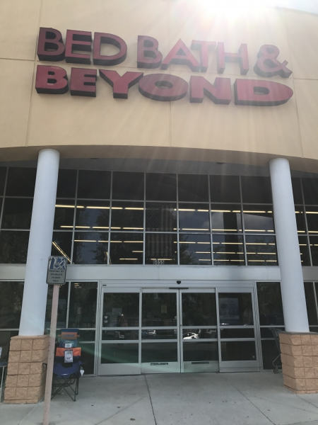 Bed Bath and Beyond Housewares Store