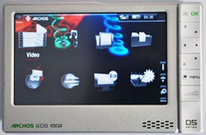 Archos 405 - Multimedia player