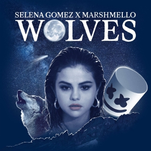 Selena Gomez & Marshmello - Wolves (2017 Song)