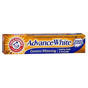 Arm and Hammer Baking Soda Tooth Paste