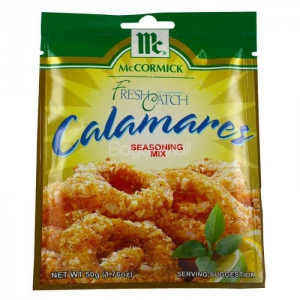 McCormick Fresh Catch Calamares Seasoning Mix