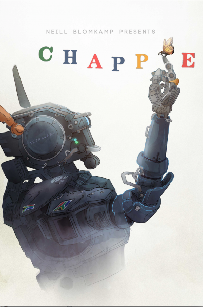 Chappie Movie (2015)