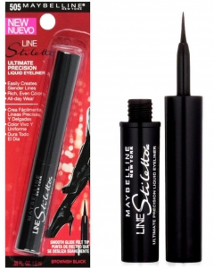 09a61d8c948 Line Stiletto Black Liquid Eye Liner by Maybelline review
