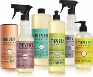 Mrs. Meyer's Geranium Cleaning Supplies