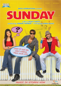 Hindi film Sunday