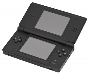 The Nintendo Dual Screen Lite Portable System