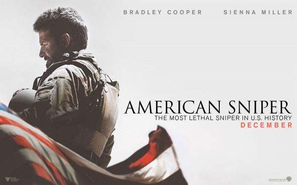 American Sniper (biographical drama movie)