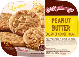 Otis Spunkmeyer Gourmet Cookie Dough